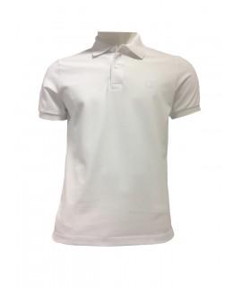 MSW Polo Yaka Tişört - Regular Fıt
